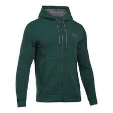 Green Full Zip Hoodies & Sweatshirts for Men