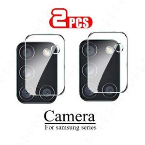 2pcs Camera Lens Glass Screen Protector For Samsung Galaxy A51 A71  S20 Ultra