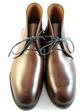 "NEW Allen Edmonds  ""WILLIAMSBURG"" Chukka Boots 10.5 D Coffee   (364)"