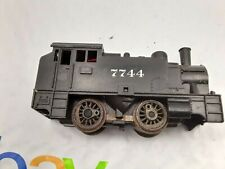 VINTAGE 1970's HO YARD SWITCHER 7744 ENGINE LOCOMOTIVE