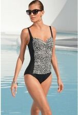 NEW LA BLANCA Sexy Spot On Sweetheart Tummy Control Maillot Swimsuit NWT 6 $109