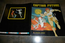 SAMMELBILDER/STICKER-ALBUM: CAPTAIN FUTURE -- von FIGURINE PANINI 1980
