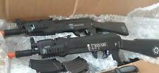 300 FPS Electric AK 47 Airsoft Automatic AEG Rifle Gun Full Size W/Clip