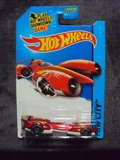 New 2013 Hot Wheels 4Ward Speed Diecast Car Hw City Hw Space Team Red White