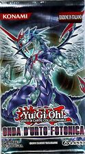 YU-GI-OH TCG Onda d'Urto Fotonica PACK ITA EDITION NEW SEALED