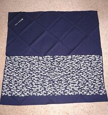 AUTHENTIC LARGE COTTON JAPANESE FUROSHIKI WRAPPING CLOTH with Bamboo Leaves