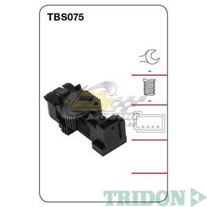 TRIDON STOP LIGHT SWITCH FOR BMW 528i 06/10-10/11 3.0L(N52B30) DOHC 24V(Petrol)