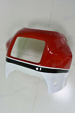 Front Fairing Nose Cowl Plastic Upper Fit For Yamaha RZV500 RZV500R RD500 1985