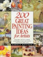 200 Great Painting Ideas for Artists-ExLibrary