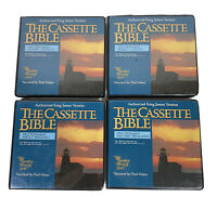 THE CASSETTE BIBLE Old Testament KJV Narrated by Paul Mims Spoken Word Of God