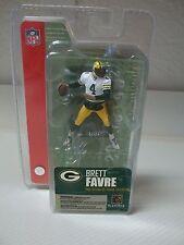 McFarlane NFL Brett Favre 2nd Edition Action Figure Green Bay Packers NEW