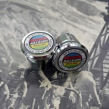 Vintage Style Raleigh SBDU - Specialist Bicycle Development Unit Bar Plugs, Caps