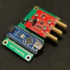 Controller for Si5351A to make a 3 fixed frequencies Oscillator- SV1AFN