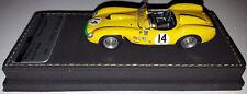 Tecnomodel Tmi24At 1/43 1958 Ferrari 250 Testa Rossa Yellow/Green Stripe #17 /40