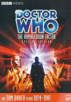 Doctor Who - The Armageddon Factor (Special Ed New DVD
