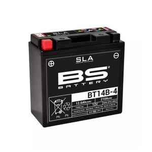 BATTERIA BS BATTERY SLA BT14B-4 YT14B-BS YAMAHA 1700 MT01 2005-2009