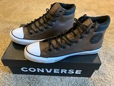 Converse Chuck Taylor All Star PC Boot High Top Chocolate Size 10 162413c New