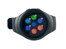 Samsung Galaxy Gear S2 Sport SM-R730A Smartwatch Fitnessarmband Uhr 3G WLAN Grau