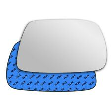 Right wing adhesive mirror glass for Jeep Grand Cherokee 2005-2010 193RS