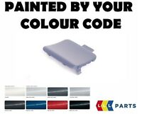 BMW NEW GENUINE E91 M SPORT REAR BUMPER TOW HOOK COVER PAINTED IN YOUR COLOR