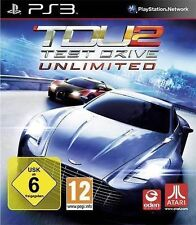 Sony ps3 PlayStation 3 juego *** Test Drive Unlimited 2 *** nuevo * New