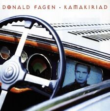 Donald Fagen - Kamakiriad - Donald Fagen CD IYVG The Cheap Fast Free Post The