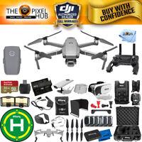 DJI Mavic 2 Pro MEGA Accessory Bundle with Aluminum Case, Drone Vest + MUCH MORE
