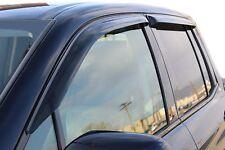 Tape-On Vent Visors for 2017 Honda Ridgeline