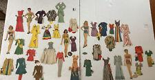 Vintage Cut 1946 Movie Starlets Paper Dolls #960 Whitman