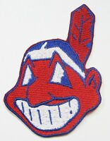 (1) LOT OF MLB BASEBALL CLEVELAND INDIANS EMBROIDERED PATCH (TYPE A) ITEM # 41