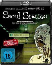 SEOUL STATION - RYU,SEOUG-RYONG/FRIEDE,FRANCISKA/LEE,JOON   BLU-RAY NEU