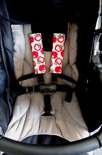Hello Kitty Baby Kids Seat Belt Strap Covers Pram Stroller Car Seat Baby Capsule