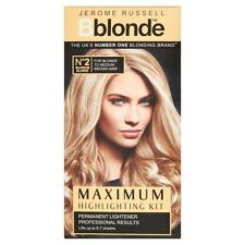 JEROME RUSSELL BBLONDE MAXIMUM HIGHLIGHTING KIT