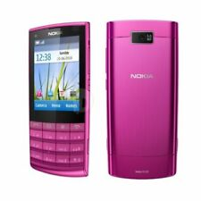 Nokia X3-02 - Pink (Unlocked) Mobile Phone