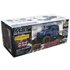MST CMX 242mm J3 Blue Pre-Painted Body 1:10 4WD Crawler RTR RC Car Kit #531506B