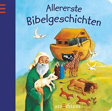 Allererste Bibelgeschichten Ab 2 Jahren Hardcover arsedition Bibel + BONUS