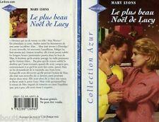 Livre roman - Le Plus Beau Noel De Lucy - Mary Lyons