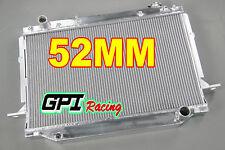 FOR TOYOTA LANDCRUISER FZJ80 4.5LTR PETROL 1FZ-FE Manual ALUMINUM RADIATOR