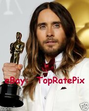 JARED LETO  -  Academy Award Winning Actor  (2014)  8x10 Photo #1