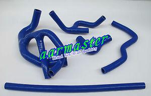 Austin Rover Mini Silicone radiator hose Blue