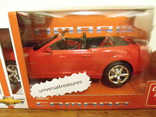 2011 Chevy Camaro SS convertible red promotional promo model car Chevrolet AMT