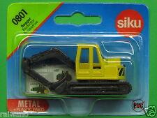 Siku Super Serie 0801 Bagger