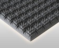 Pyramidenschaumstoff;für Akustik  56x56x6 cm