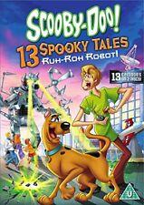 Scooby-doo 13 Spooky Tales - Ruh-roh Robot DVD 2016 Region 2