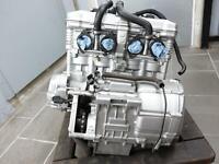 Motor Suzuki GSF 650 Bandit WVCJ engine Antrieb 4 Zylinder Motorradmotor