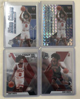 Coby White Rookie Card Lot!! 2020 Panini MOSAIC!! 4 Total Cards!