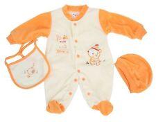 Markenlose Baby-Strampler für Mädchen aus Polyester