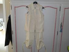 ensemble pantalon DOROTENIS femme T.40