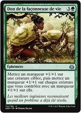 MTG Magic AER - (x4) Lifecrafter's Gift/Don de la façonneuse de vie, French/VF