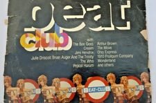 Old Vintage Dave Lee Travis Beat Club Record 33/1/3 RPM Polydor With Cover